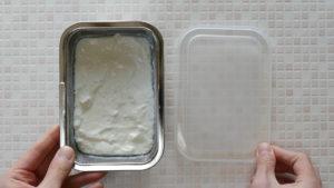 ヨーグルトの水切りの方法と作業の流れの紹介