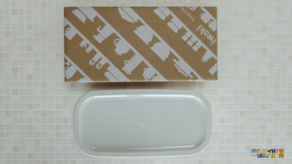 イワキのガラス耐熱容器の商品画像